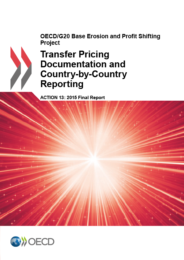 Action 13 - Transfer Pricing Documentation and Country-by-Country Reporting