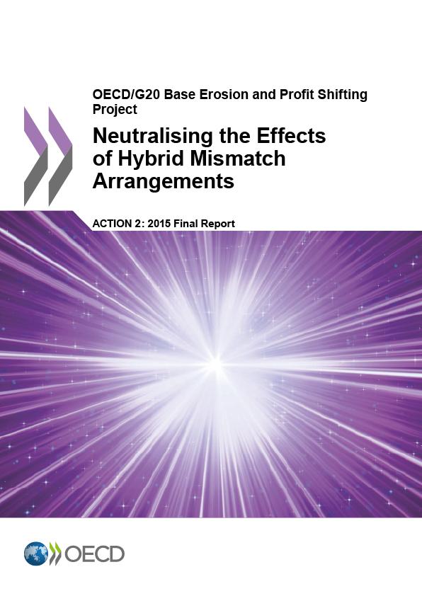 Action 2 - 2015 - Neutralising the Effects of Hybrid Mismatch Arrangements