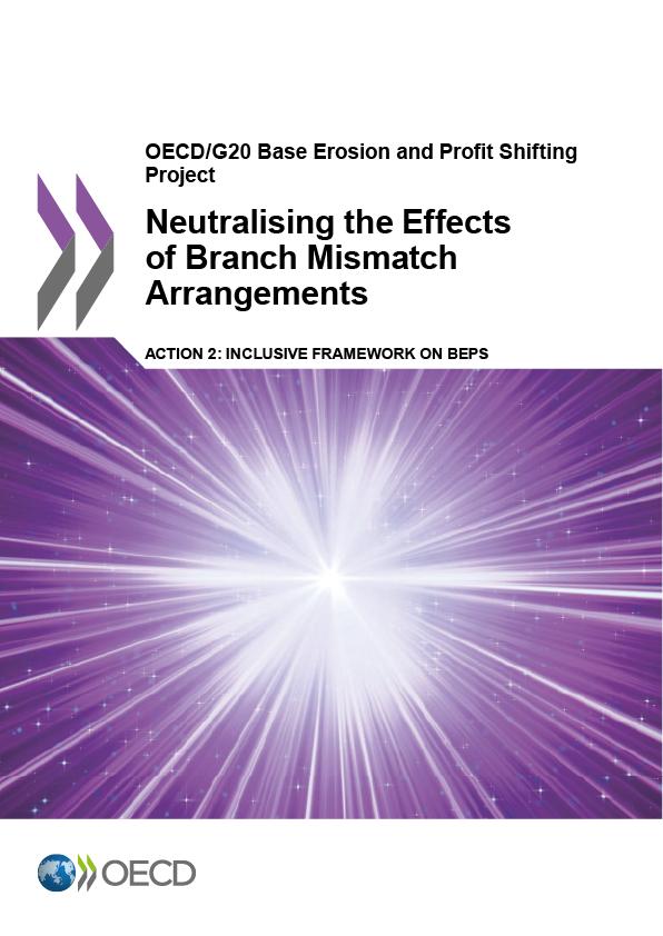 Action 2 - 2017 - Neutralising the Effects of Branch Mismatch Arrangements