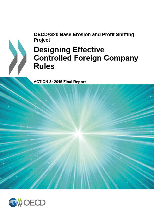Action 3 - Designing Effective Controlled Foreign Company Rules